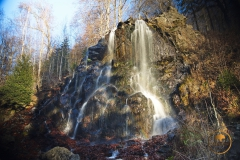 Radau-Wasserfall bei Bad Harzburg